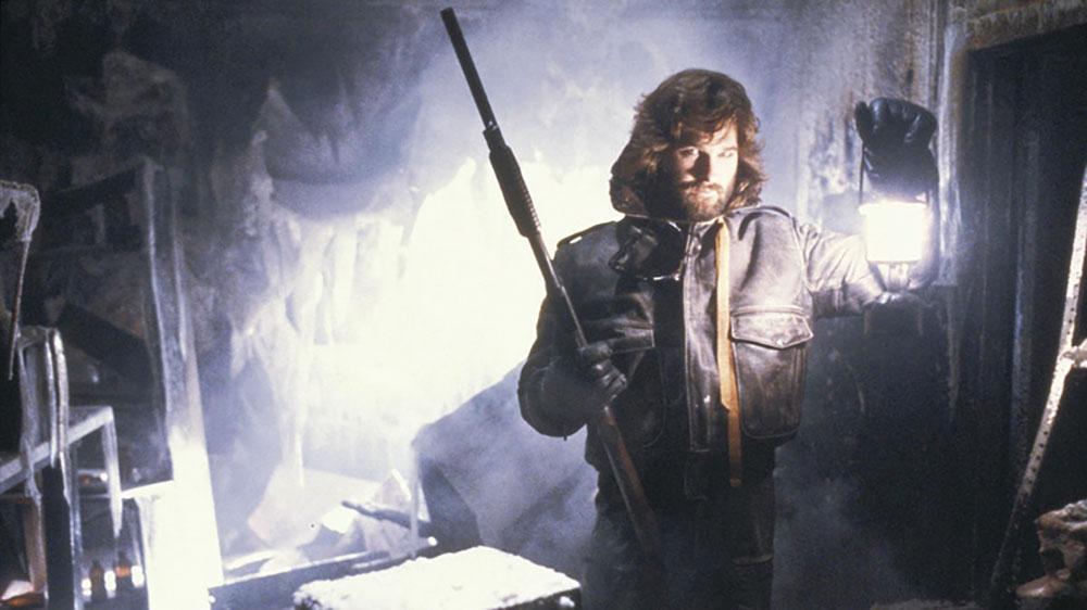 画像: 『遊星からの物体X』(1982)