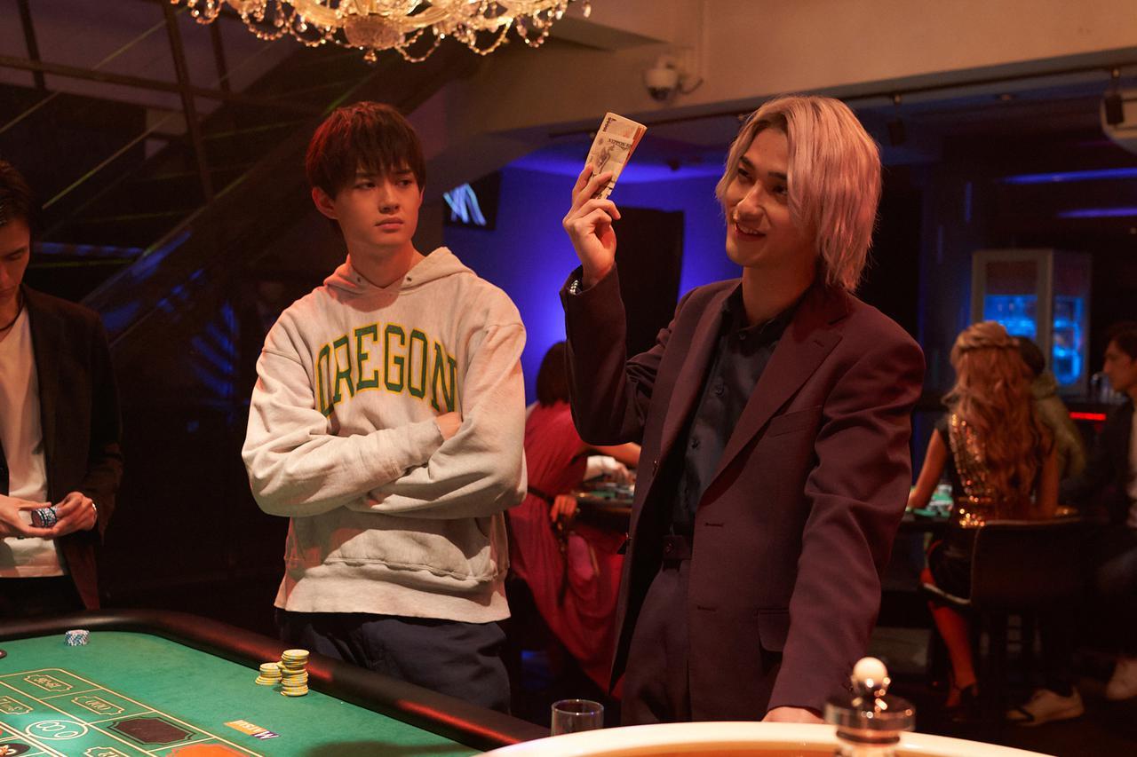 画像: 横浜流星主演の『嘘喰い』、人生が一変する梶役に佐野勇斗決定