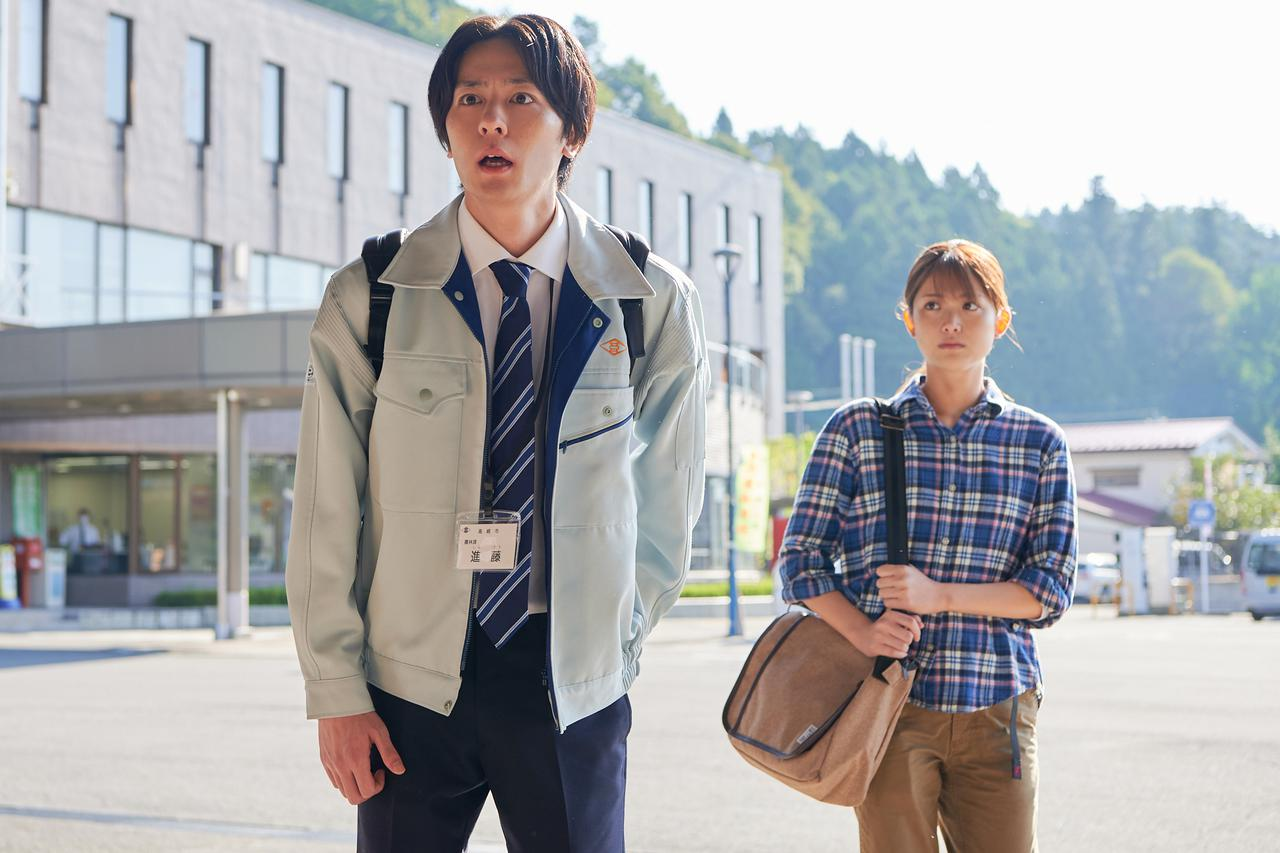 画像4: 10月23日スタートの犬飼貴丈主演ドラマ「農家のミカタ」ポスター解禁