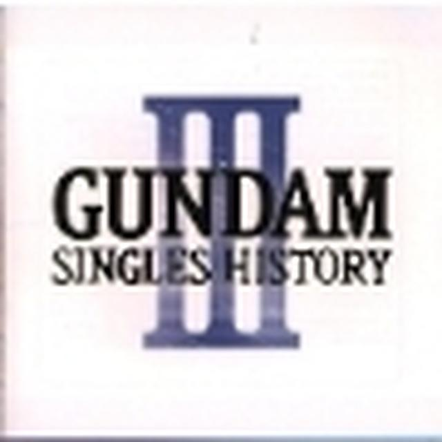 画像: GUNDAM SINGLES HISTORY 3 - TOWER RECORDS ONLINE