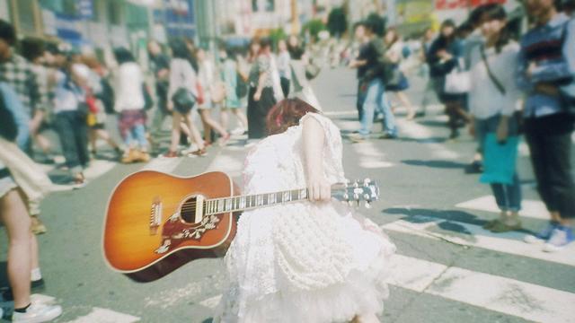 画像: 大森靖子「マジックミラー」MusicClip youtu.be