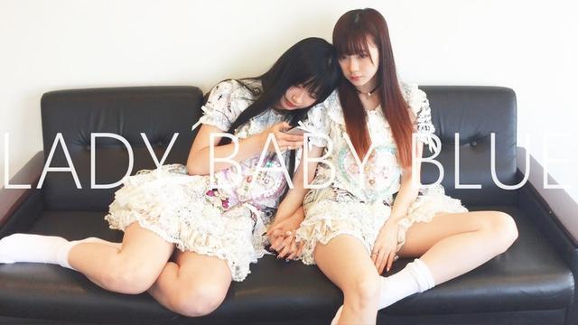 "画像: 【Full ver.】""LADY BABY BLUE "" The Idol Formerly Known As LADYBABY【作詞・作曲:大森靖子】 youtu.be"
