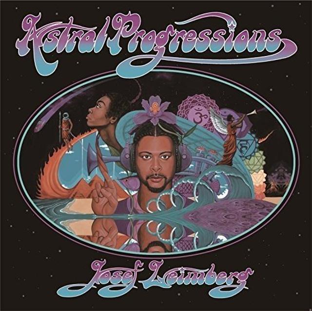 画像: アマゾン : Josef Leimberg(ジヨセフ・ライムバーグ) : Astral Progressions - Amazon.co.jp ミュージック