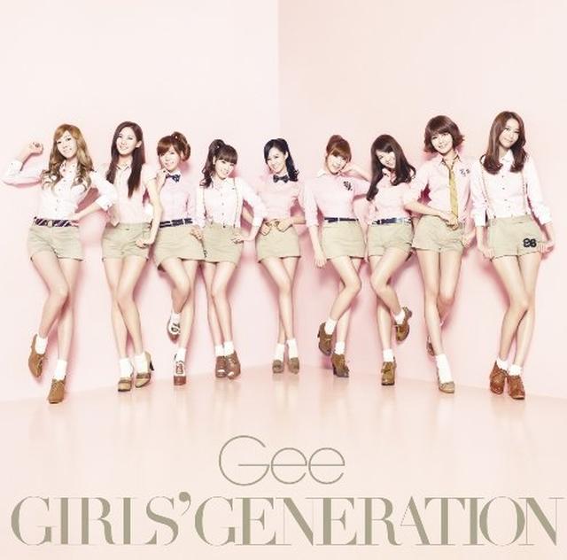 画像: Amazon | Gee | 少女時代 | アジアンポップ | 音楽 通販