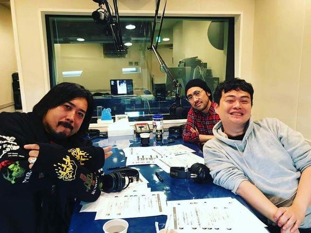 画像: 今週のゲストは映像作家・プロデューサーの東市篤憲さんです。