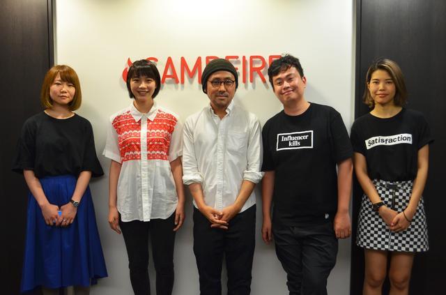 画像: CAMPFIREが音楽関連事業の活動支援「CAMPFIRE MUSIC」発足、女優・のん新レーベル「KAIWA(RE)CORD」のサポートも - THE BRIDGE(ザ・ブリッジ)