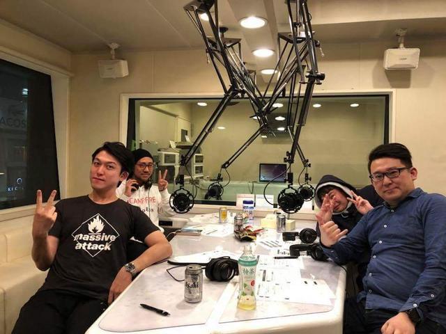 画像: 本日のゲストは冨田明宏さんと三上政高さんです。