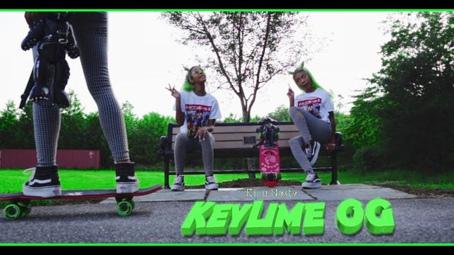 画像: Rico Nasty - Key Lime OG (Official Video) youtu.be