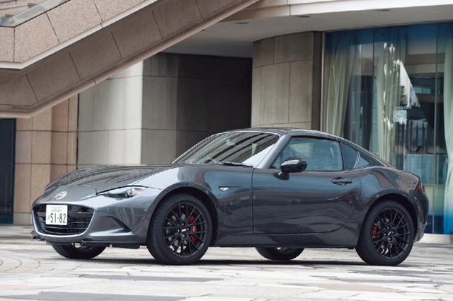 画像2: 【試乗】マツダ ロードスターRF RSは、大人のスポーツカー&ときどきヤンチャ
