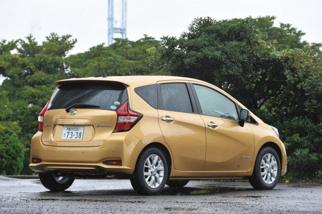 画像: 取材車のボディカ色はギャラクシーゴールド。また専用色としてプレミアムコロナオレンジが設定されている。