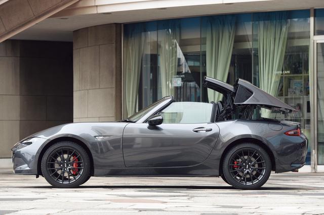 画像3: 【試乗】マツダ ロードスターRF RSは、大人のスポーツカー&ときどきヤンチャ