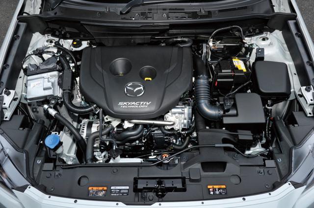 画像: これまでオプションだったディーゼルのガラガラ音を消す「ナチュラルサウンドスムーザー」を全車標準装備。