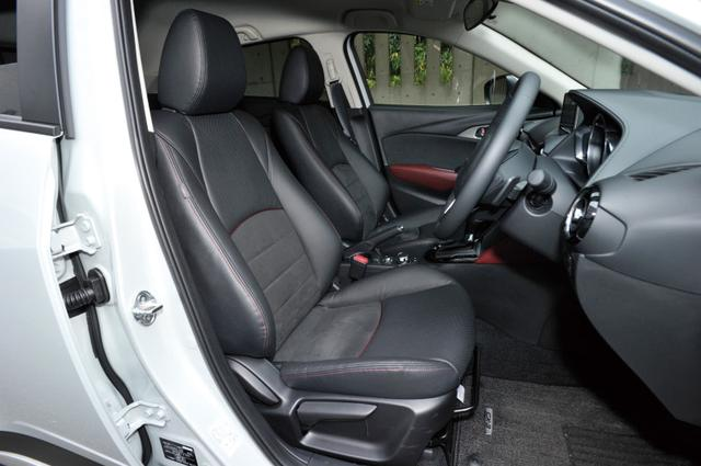画像3: 【試乗】マツダ CX-3 XD ツーリング 4WDがデビュー1年も経たないうちに改良された