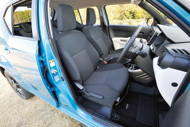 画像3: 【試乗】スズキ イグニス ハイブリッド MZ 2WDは、スズキだから作れたニュークロスオーバー