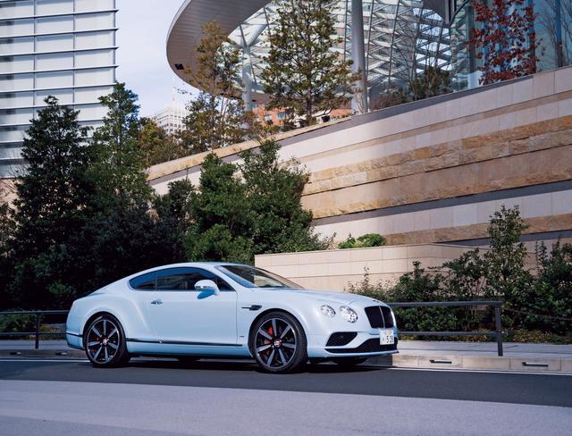 画像1: 【試乗】ベントレー コンチネンタル GT V8 Sが、繊細な変更を受けてグレードアップ