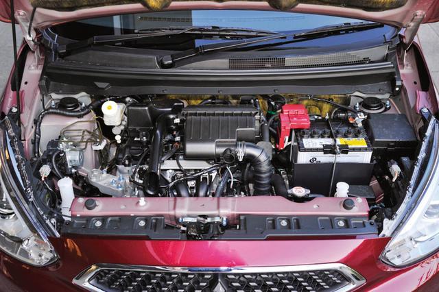画像3: 【試乗】三菱 ミラージュ Gが「e-Assist」を全車標準装備するなどで魅力をアップ