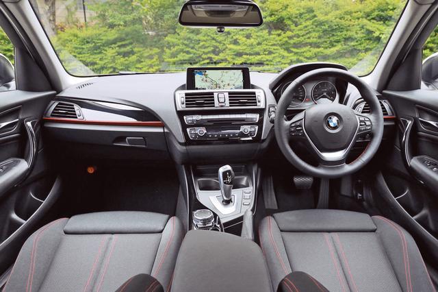 画像2: 【試乗】BMW 118d スポーツは、貴重な後輪駆動のコンパクトディーゼルモデルだ