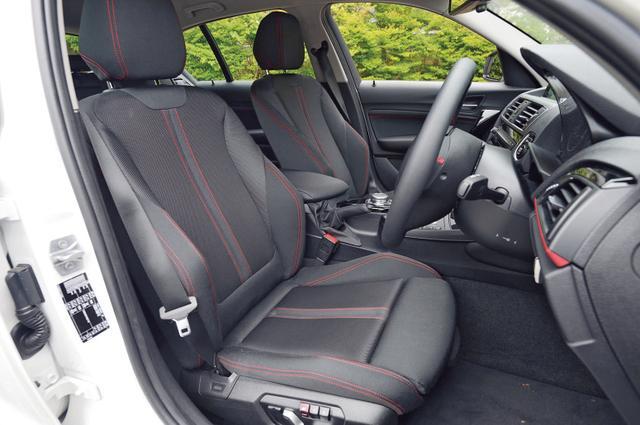 画像3: 【試乗】BMW 118d スポーツは、貴重な後輪駆動のコンパクトディーゼルモデルだ