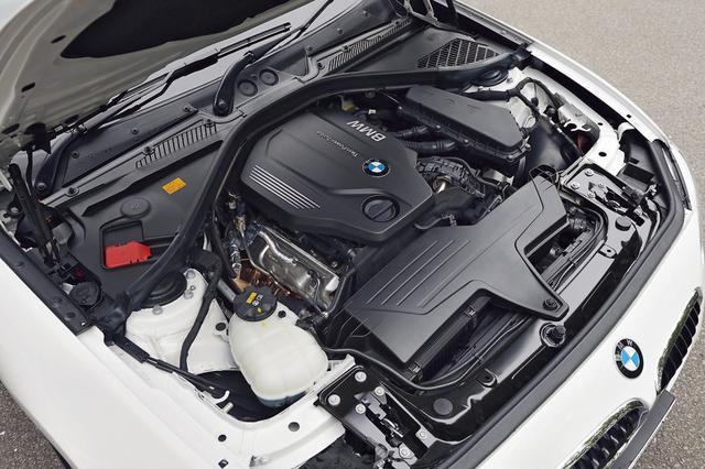 画像: B47D20A型は320dに搭載されるものと同じだが最高出力が150ps、最大トルクが320Nmに抑えられている。