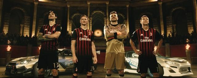 画像: ▲AC ミラン一筋でプレーし、背番号「6」がクラブの永久欠番となったチームのレジェンド、フランコ・バレージ氏もサプライズ出演する。