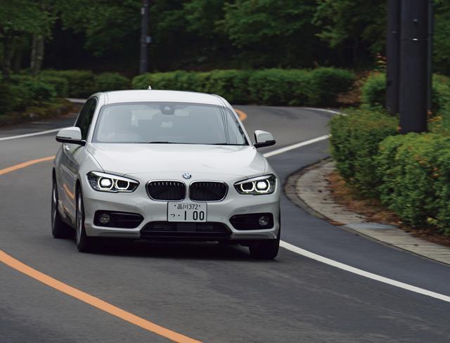 画像1: 【試乗】BMW 118d スポーツは、貴重な後輪駆動のコンパクトディーゼルモデルだ
