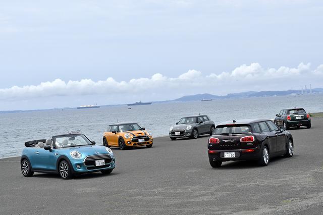 画像: 【ニュース】輸入車モデル別新車販売台数でMINIが車種別ナンバーワン 2017年1月11日