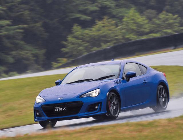画像: 【試乗】スバル BRZが大幅改良を受けて、運転する楽しさがグーンとアップした