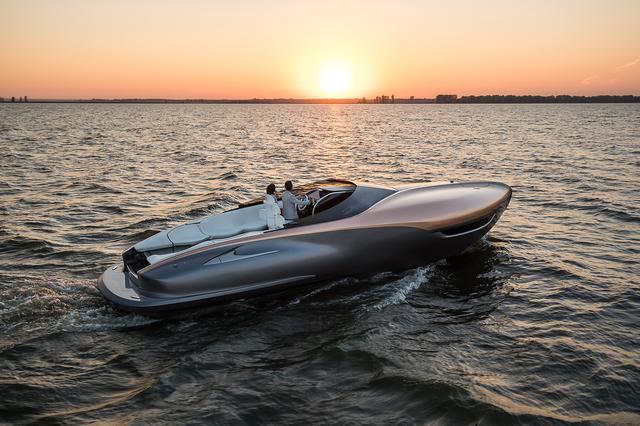 画像3: 【LEXUSのプレジャーボート】「レクサス スポーツヨット コンセプト」を発表 2017年1月13日