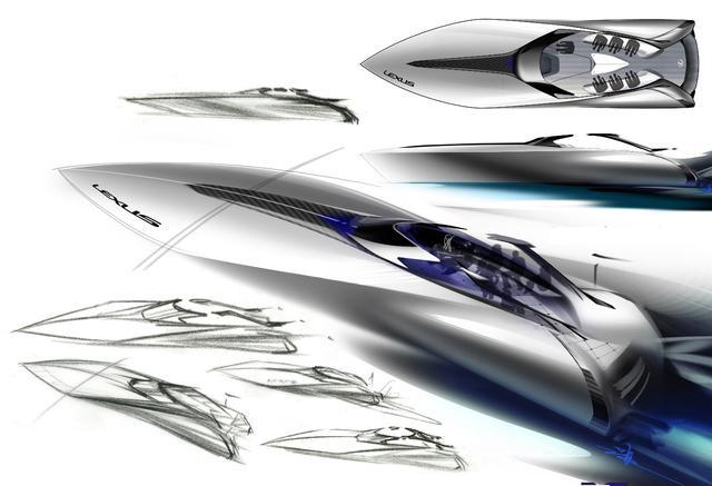画像5: 【LEXUSのプレジャーボート】「レクサス スポーツヨット コンセプト」を発表 2017年1月13日