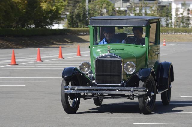 画像: 【乗ってみた】100年以上前のT型フォードを運転できる講習会に潜入【トヨタ博物館】