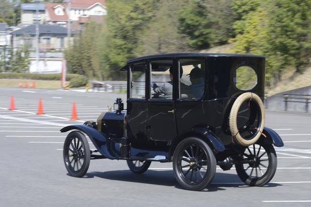 画像: 【必見!】クラシックカー T型フォードの運転方法 【乗ってみた】 - Webモーターマガジン