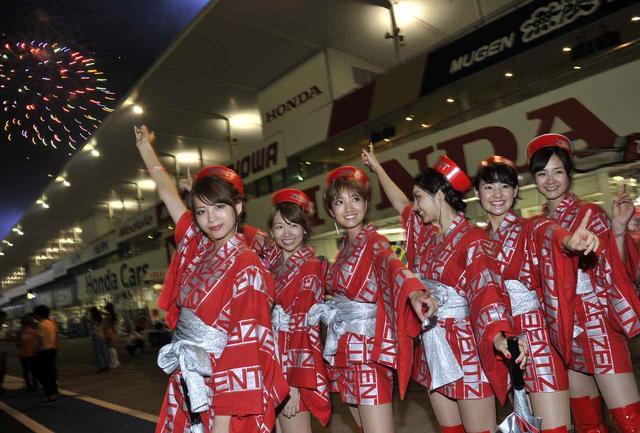 画像12: 2016スーパーGT【GT500編】scene05 Rd06 鈴鹿サーキット1000km