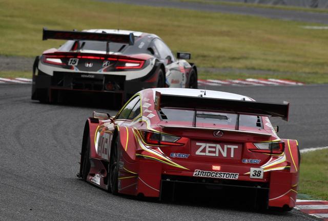 画像5: 2016スーパーGT【GT500編】scene05 Rd06 鈴鹿サーキット1000km