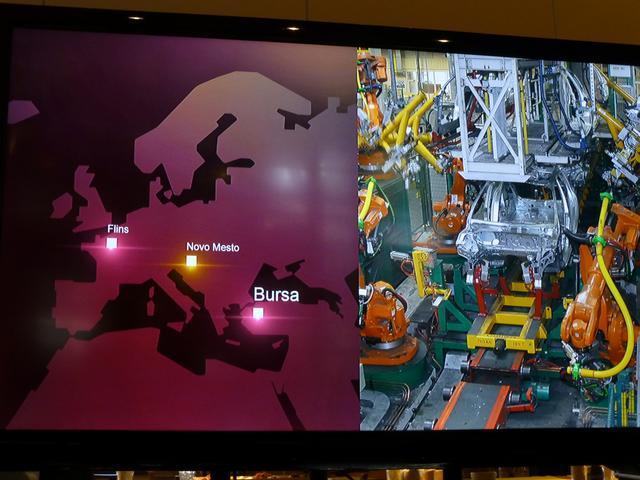 画像: ▲欧州にある3カ所のルノー工場で生産。日本仕様はトルコのBursaで生産する。