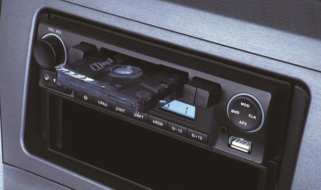 画像: ▲「 HCT3 」はカセットも再生ができる貴重な多機能カーオーディオ。価格は 1万6000円(税抜)。