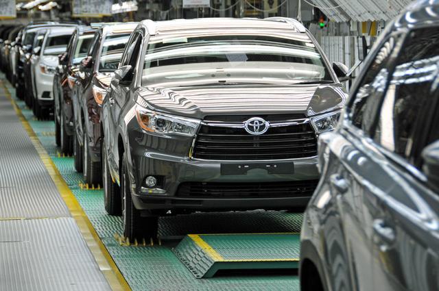 画像: 【ニュース】国内乗用車メーカー8社の2016年総世界生産は2743万台に