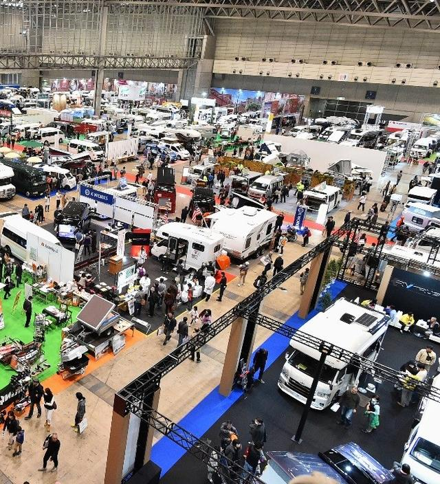 画像: 【イベント情報】日本最大のキャンピングカーショーの開催が2日後に迫る!