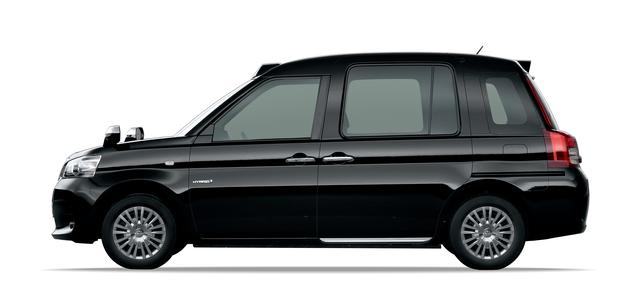 画像: 【ニュース】2020年の東京は、トヨタの次世代タクシーがいっぱい!? - Webモーターマガジン