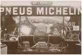 画像: Stand-Michelin-au-Salon-du-Cycle-de-1898_history (c)Michelin