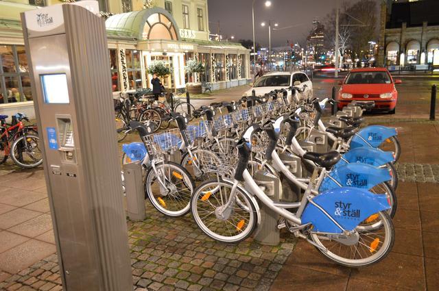 画像: 東京23区でも実施されているレンタサイクルの一種かもしれない。電動自転車のようには見えないが……。