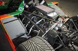 画像: 4ローターの「13J改改」エンジンは完全にオーバーホールされており、現役当時のスペック=630psを発生しているという。