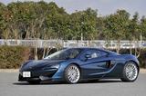 画像: マクラーレンの最新モデル、570GT。