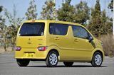 画像2: ワゴンR ハイブリッドFX(2WD)。車両価格117万7200円。