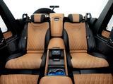 画像4: 後部座席の乗客に最適な快適性を提供することが、このクルマの使命