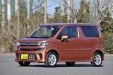 画像1: ワゴンR ハイブリッドFZ(2WD)。車両価格135万円。