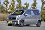 画像: ワゴンRスティングレー ハイブリッドT(2WD)。車両価格165万8880円。