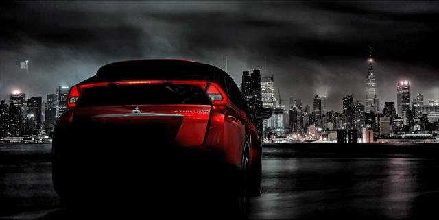 画像: 【ニュース】三菱自動車の新型コンパクトSUV、「エクリプス クロス」に車名を決定! - Webモーターマガジン