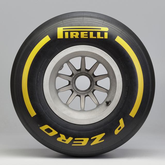 画像3: 【クルマニQ】【マニア編】ピレリのF1タイヤ、『ハード』と呼ばれるタイヤの色は?