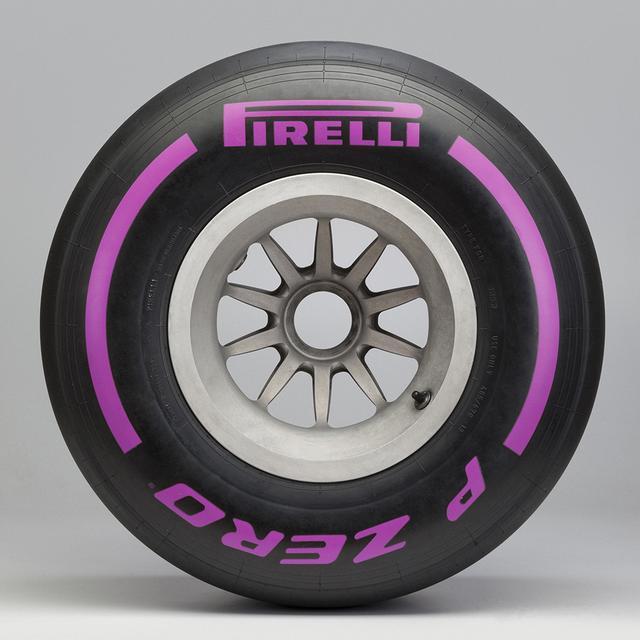 画像4: 【クルマニQ】【マニア編】ピレリのF1タイヤ、『ハード』と呼ばれるタイヤの色は?