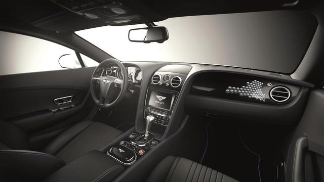 """画像4: 【限定車】日本だけに12台、""""月夜に映える""""特別なベントレーコンチネンタルGT V8 Sだ"""